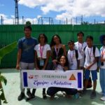 Geckogames 2019  : équipe natation
