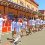 Rentrée des classes - Défilé Collège et Lycée